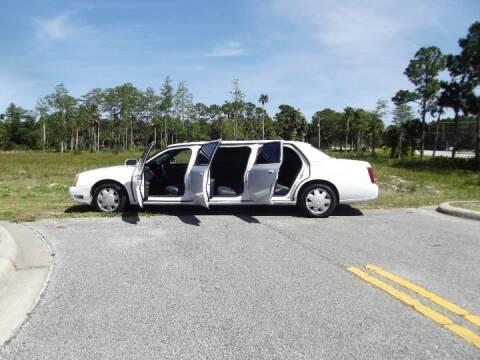 2003 Cadillac Deville Professional for sale at LKQ GLOBAL LLC in Atlanta GA