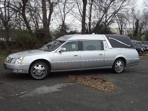 2011 Cadillac DTS Pro for sale at LKQ GLOBAL LLC in Atlanta GA