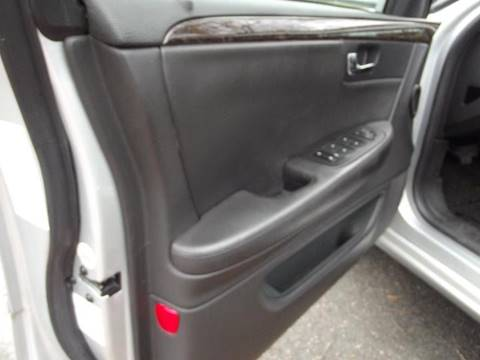 2011 Cadillac DTS Pro