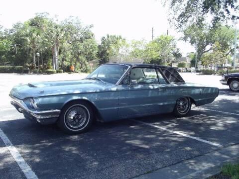 1964 Ford Thunderbird for sale at LKQ GLOBAL LLC in Atlanta GA
