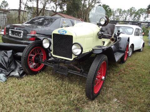 1927 Ford Model T for sale at LKQ GLOBAL LLC in Atlanta GA