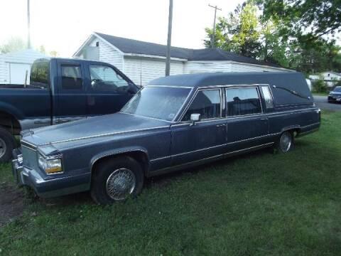 1990 Cadillac Fleetwood for sale at LKQ GLOBAL LLC in Atlanta GA