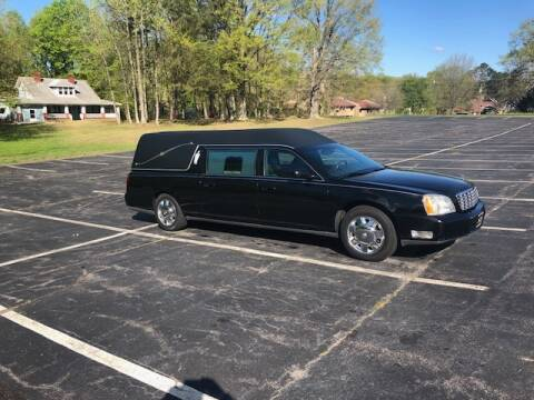 2005 Cadillac Deville Professional