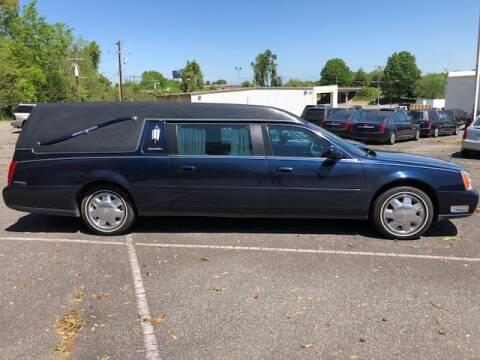 2005 Cadillac Deville Professional for sale at LKQ GLOBAL LLC in Atlanta GA
