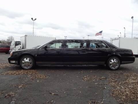 2000 Cadillac Deville Professional for sale at LKQ GLOBAL LLC in Atlanta GA
