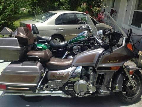 1990 Kawasaki Vulcan