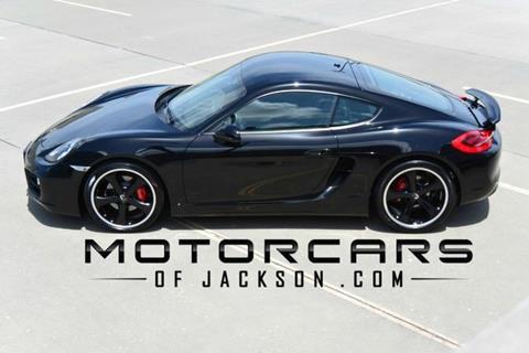 2015 Porsche Cayman for sale in Jackson, MS
