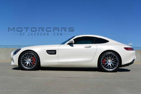 2016 Mercedes-Benz AMG GT for sale in Jackson, MS