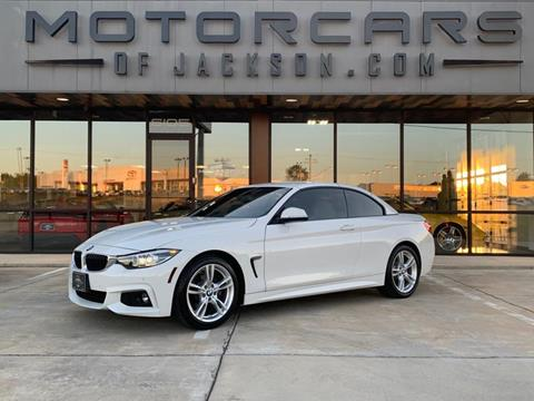 2019 BMW 4 Series for sale in Jackson, MS