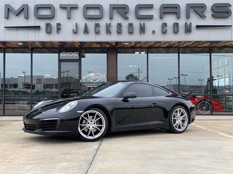 2018 Porsche 911 for sale in Jackson, MS