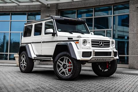 Mercedes Of Jackson >> 2017 Mercedes Benz G Class For Sale In Jackson Ms