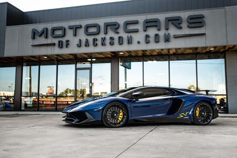 2017 Lamborghini Aventador for sale in Jackson, MS