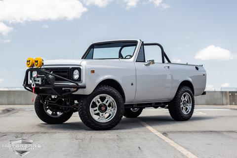 1979 International Scout for sale in Jackson, MS