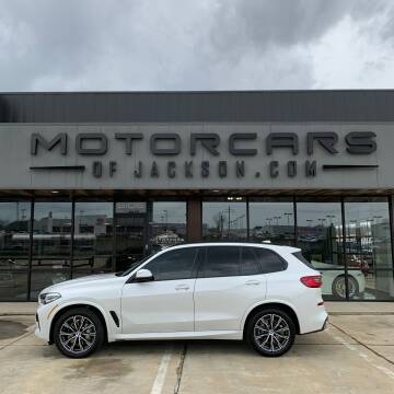 2019 BMW X5 xDrive40i for sale at Motorcars of Jackson in Jackson MS