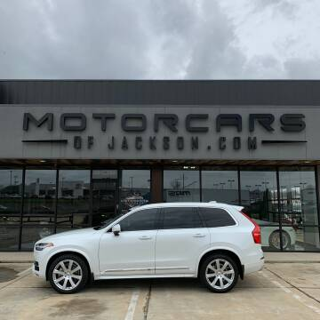 2019 Volvo XC90 T6 Inscription for sale at Motorcars of Jackson in Jackson MS