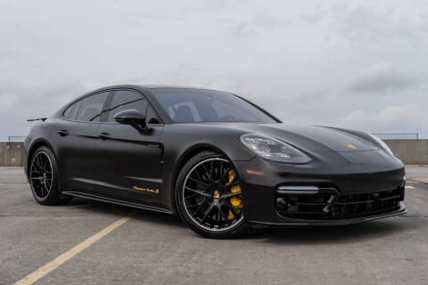 2018 Porsche Panamera Turbo S E-Hybrid for sale at Motorcars of Jackson in Jackson MS