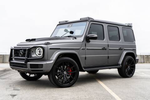 2019 Mercedes-Benz G-Class G 550 for sale at Motorcars of Jackson in Jackson MS