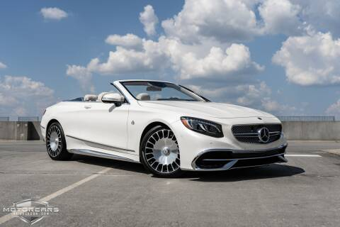 2017 Mercedes-Benz S-Class AMG S 65 for sale at Motorcars of Jackson in Jackson MS
