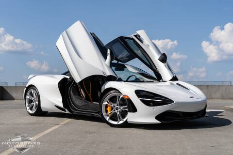 2019 McLaren 720S Performance for sale at Motorcars of Jackson in Jackson MS