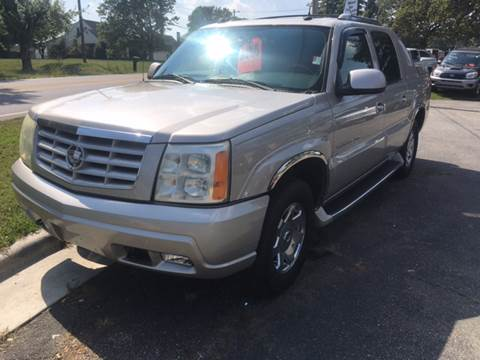 2004 Cadillac Escalade EXT for sale in Kernersville, NC
