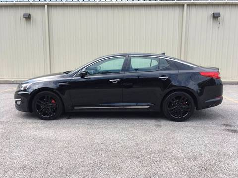 2013 Kia Optima for sale in Perry, OH
