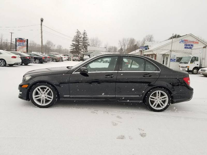 MercedesBenz CClass C Sport MATIC In Perry OH Perry - Mercedes benz auto mall