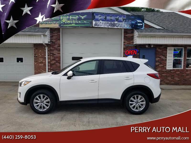 2014 Mazda CX 5 For Sale At Perry Auto Mall In Perry OH