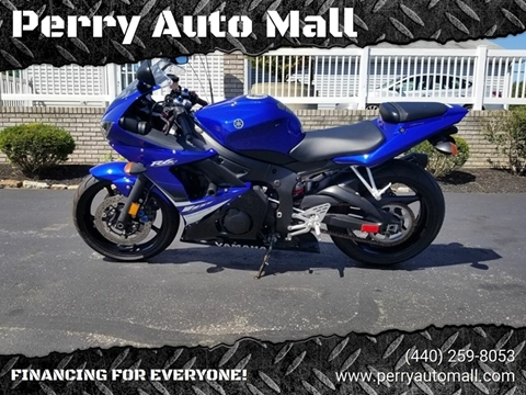 2008 Yamaha YZF-R6 for sale in Perry, OH