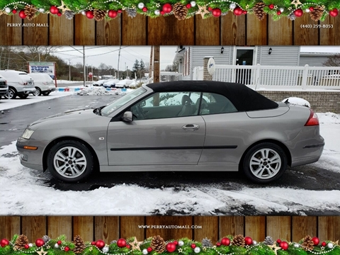 Saab For Sale >> 2006 Saab 9 3 For Sale In Perry Oh