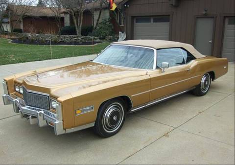 1976 Cadillac Eldorado for sale in North Canton, OH