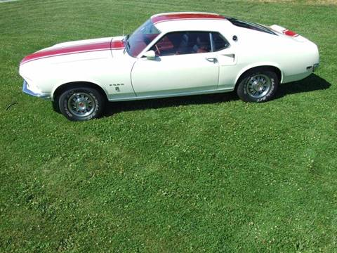 1969 Ford Mustang for sale in North Canton, OH