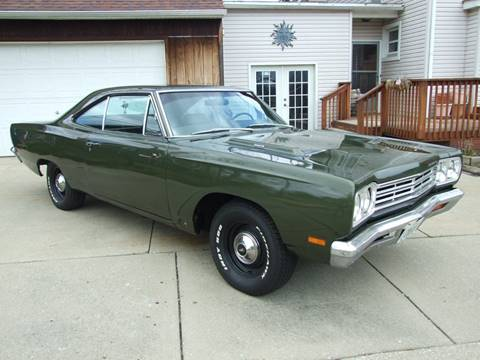 1969 Plymouth Roadrunner for sale in North Canton, OH