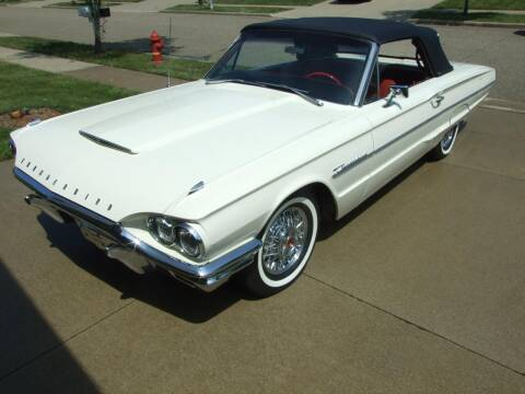 1964 Ford Thunderbird for sale at Auto Connection Inc in North Canton OH