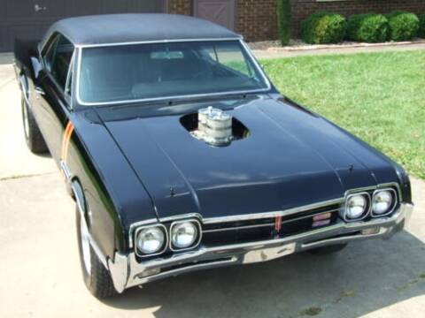 1966 Oldsmobile 442 for sale at Auto Connection Inc in North Canton OH