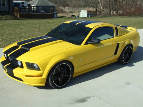 2005 Ford Mustang GT Premium for sale at Auto Connection Inc in North Canton OH