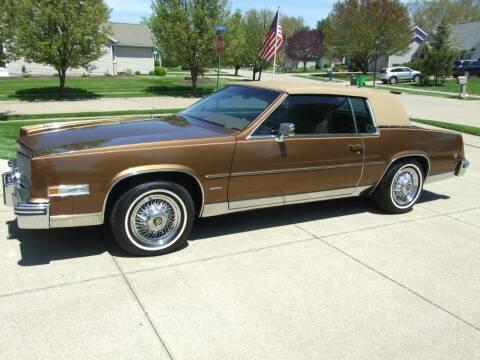 1981 Cadillac Eldorado for sale at Auto Connection Inc in North Canton OH