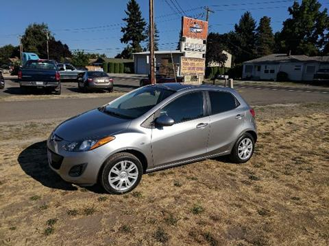 2011 Mazda MAZDA2 for sale in Puyallup, WA