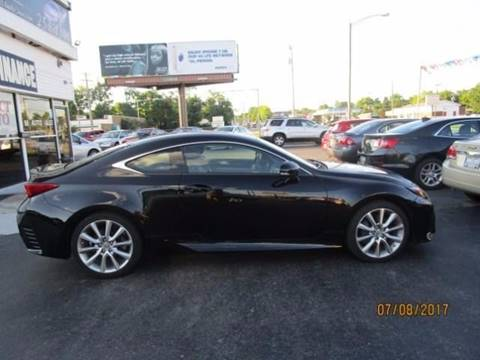 2016 Lexus RC 200t for sale in Dayton, OH