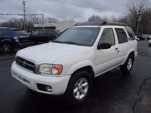 2003 Nissan Pathfinder for sale in Dayton, OH