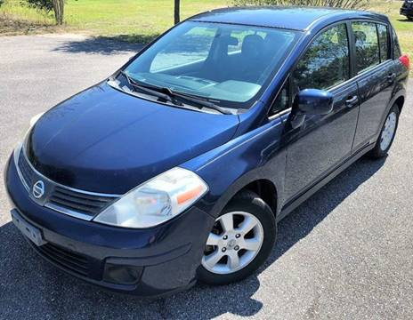 2007 Nissan Versa for sale in Conway, SC