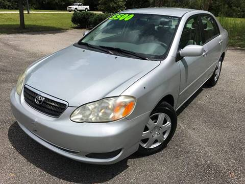 2007 Toyota Corolla for sale in Conway, SC