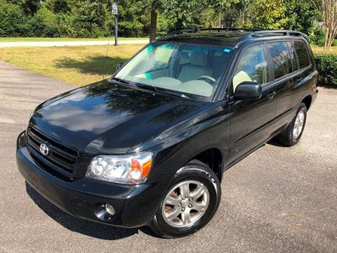 2007 Toyota Highlander for sale in Conway, SC
