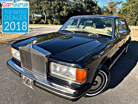 1986 rolls-royce silver spur in conway sc - brothers auto sales of