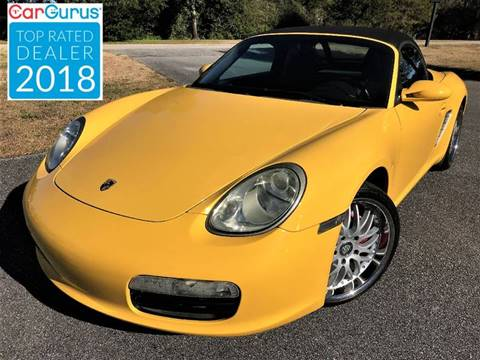 2005 Porsche Boxster for sale in Conway, SC