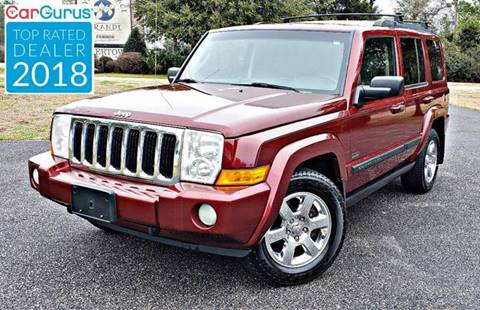2007 Jeep Commander for sale in Conway, SC