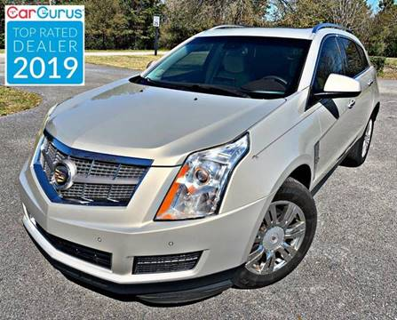 2010 Cadillac SRX for sale in Conway, SC