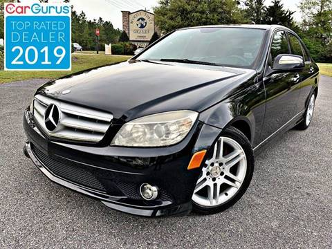 Mercedes Benz C Class For Sale In Conway Sc Brothers Auto