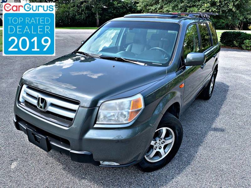 2008 Honda Pilot 4x4 EX-L 4dr SUV In Conway SC - Brothers Auto Sales