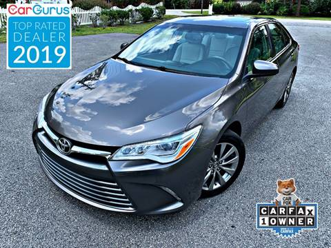 2017 Toyota Camry for sale in Conway, SC