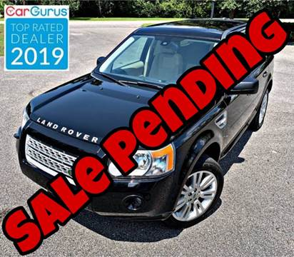 2010 Land Rover LR2 for sale in Conway, SC
